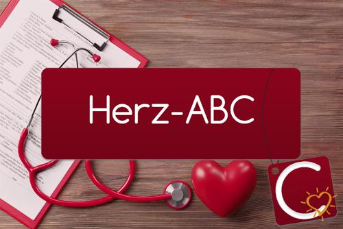 Herz-ABC Buchstabe C