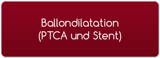 Ballondilatation PTCA und Stent-Implantation