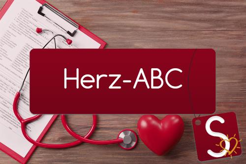 Herz-ABC Buchstabe S